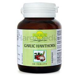 Biogrow Garlic Hawthorn 60s