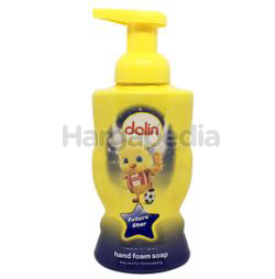 Dalin Kids Trophy Pack Foam Soap Mixed Berries 300ml