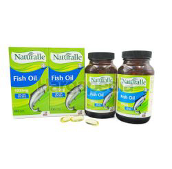 Naturalle Fish Oil 1000mg 2x100s