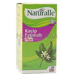 Naturalle Kacip Fatimah Plus 60s