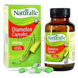 Naturalle Diamelon Capsules 500mg 60s