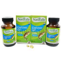 Naturalle Cod Liver Oil 100s + 30s