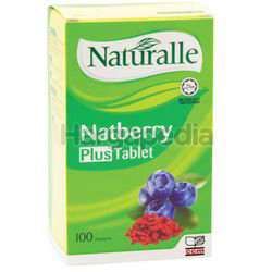 Naturalle Natberry Plus 120mg 100s
