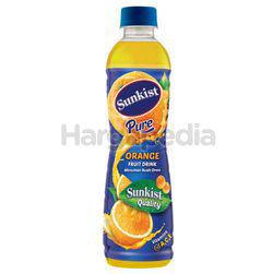 Sunkist Pure Orange Juice 380ml