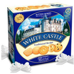 Torto White Castle Butter Cookies 90gm