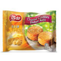 Torto Crispy Cheese Cookies 144gm