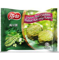 Torto Crispy Green Peas Cookies 144gm