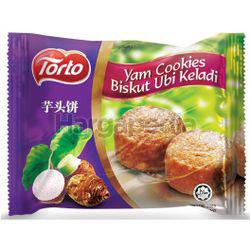 Torto Crispy Yam Cookies 144gm