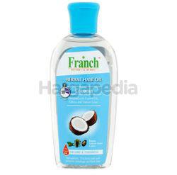 Franch Herbal Hair Oil Coconut 200ml