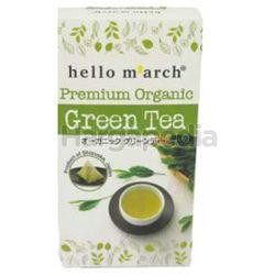 Hello March Premium Organic Green Tea 20s