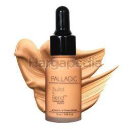 Palladio Build+Blend Foundation Drops 1s