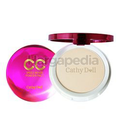 Cathy Doll CC Powder Pact SPF40 PA+++ 4.5gm