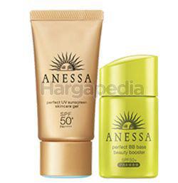 Anessa Gold Gel & Beauty Booster Set
