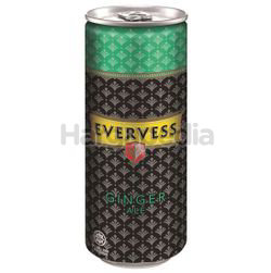 Evervess Ginger Ale Can 320ml