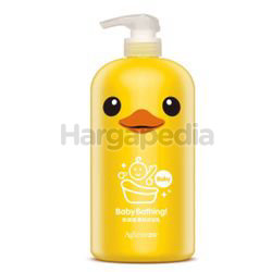 Against 24 Rubber Duck Baby Body Wash 1lit