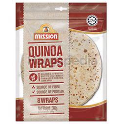 Mission Quinoa Wraps 360gm