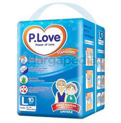 P.Love Standard Adult Diaper L10