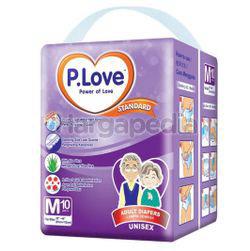 P.Love Standard Adult Diaper M10