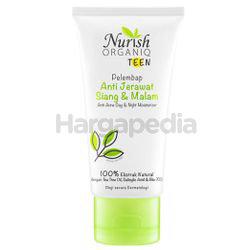 Nurish Organiq Teen Anti Acne Day & Night Moisturizer 40gm