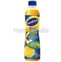 Sunkist Pure Lemon Apple Juice 380ml