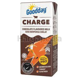 Goodday UHT Charge Chocolate Milk 200ml