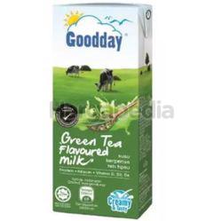Goodday UHT Green Tea Milk 200ml