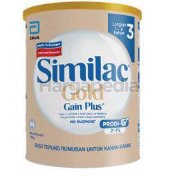 Similac Gold Gain Plus Stage 3 Tin 1.8kg