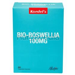 Kordel's Bio-Boswellia 100mg 60s