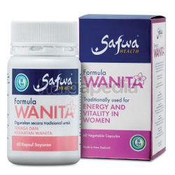 Safwa Formula Wanita 60s