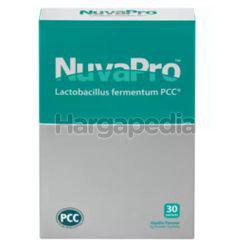 NuvaPro Lactobacillus Fermentum Pcc 30s