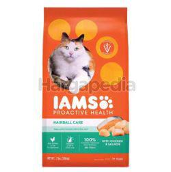 IAMS Pro Health Adult Dry Cat Food Hairball 3.18kg