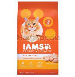 IAMS Adult Chicken Dry Food Cat Food 1.59kg