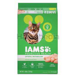 IAMS Dry Cat Food Pro Health Adult Optimum Metabolic Dry Food Cat Food 7.26kg