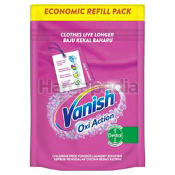 Vanish Oxi Action Fabric Stain Remover Doy Pack 400gm