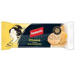 Fantastic Rice Cracker Cheese 100gm