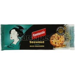 Fantastic Rice Cracker Seaweed 100gm
