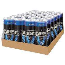 Evervess Club Soda Can 24x320ml