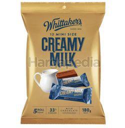 Whittaker's Share Bags Creamy Milk 180gm