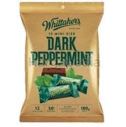 Whittaker's Share Bags Dark Peppermint 180gm