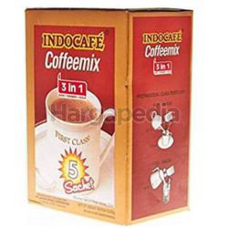 Indocafe 3in1 Coffee Mix 5x20gm