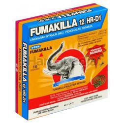 Fumakilla 12HR-D1 Coil 10s
