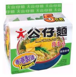 Doll Instant Noodle Chicken Flavour 5x103gm