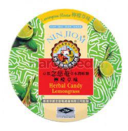 Nin Jiom Candy Lemongrass 60gm