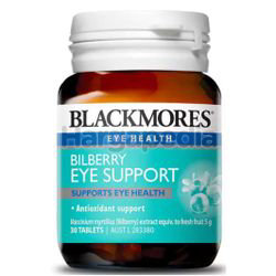 Blackmores Bilberry 2500mg 30s