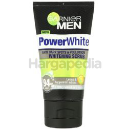 Garnier Men Power White Scrub 100ml