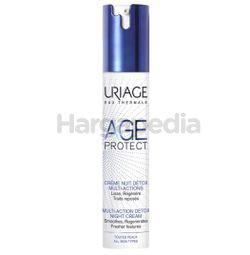 Uriage Age Protect Multi-Action Detox Night Cream 40ml