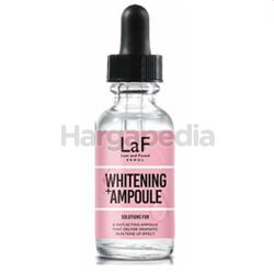 LAF Teatree BHA Skin Solutions Whitening Ampoule 30ml