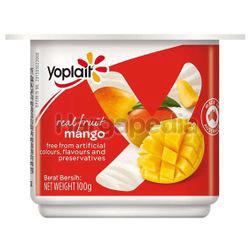 Yoplait Yogurt Mango 100gm