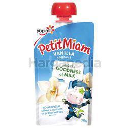 Yoplait Petit Miam Yogurt Vanilla 70gm