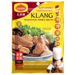 Claypot Klang Traditional Herbal Broth 35gm